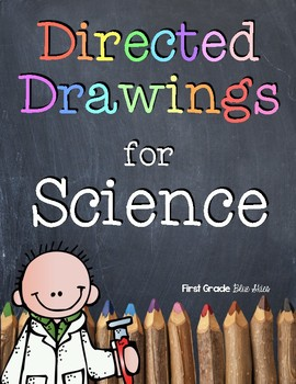 Directed Drawings for Science Bundle