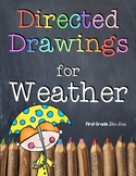 Directed Drawings for Weather
