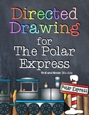 Directed Drawings for The Polar Express