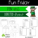 Directed Draws | Pin Art | Fun Fridays March