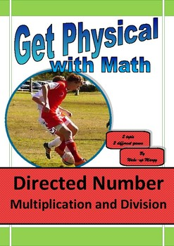 Directed Number: Multiplication and Division