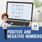 Directed Numbers - , 9th - 10th grades, GCSE