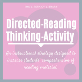 Directed Reading/Thinking Activity Bundle