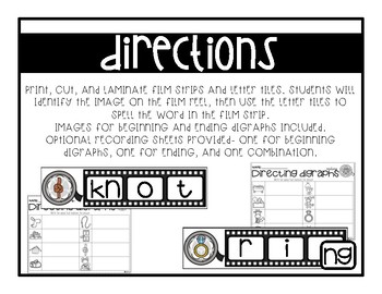 Directing Digraphs