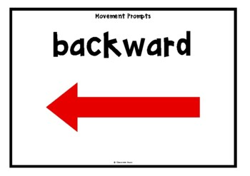 Direction and Movement