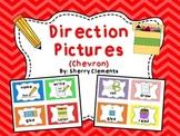 Direction Pictures (Chevron)