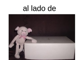 Direction words - Spanish