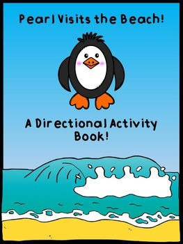 Directional Activity Book
