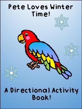 Directional Activity Book FREEBIE