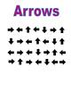Directional Language/Eye Tracking Arrows