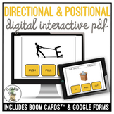 Directional & Positional Digital Activity