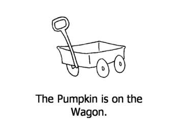Directional Pumpkin Story Book