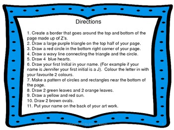 Directions Art