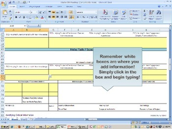 Directions For Interactive Lesson Plans