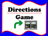 Directions Game (French)