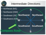 Directions Notes Power Point