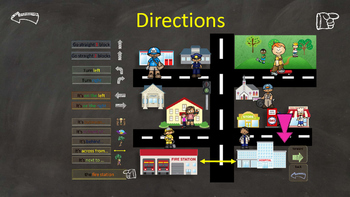 Directions PowerPoint Interactive