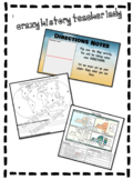 Directions, Types of maps and Using Maps Lesson