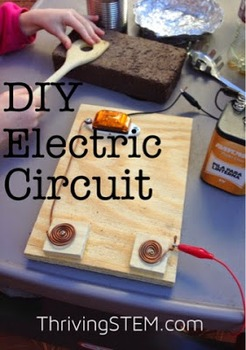 Directions for Do It Yourself Circuit for Demonstrating Conductivity