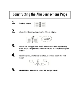 Directions for Interactive Notebook