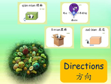 Chinese thematic unit:Directions