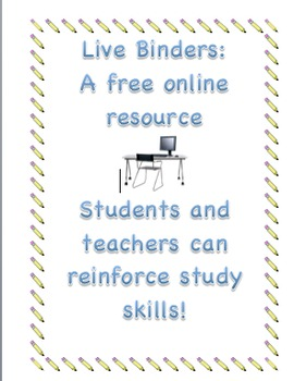 Directions to Create a Live Binder