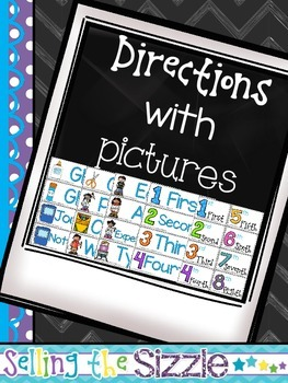 Directions with Pictures