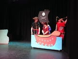 Directors Notes for the play 'Pippa the Pirate Fights Plastic'