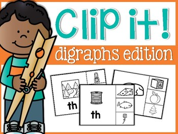 Digraphs Team Clip It!