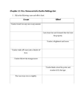 Dirt By Denise Orenstein Guided Reading Packet w/ Answer Key
