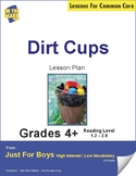 Dirt Cups (Fiction - Social Network Style) Reading Level 2.9