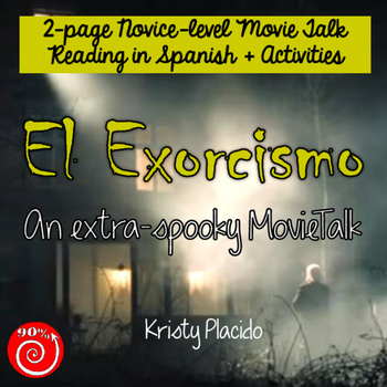 "Dirt Devil vacuum commercial Movie Talk ""El exorcismo"" + R"