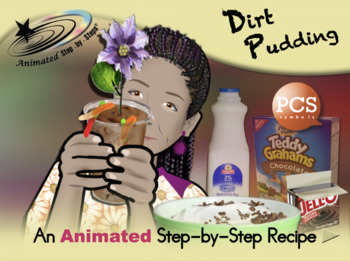 Dirt Pudding - Animated Step-by-Step Recipe PCS