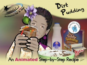 Dirt Pudding - Animated Step-by-Step Recipe - SymbolStix