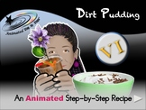Dirt Pudding - Animated Step-by-Step Recipe - VI