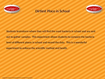 Dirtiest Place in School - A Petri Dish Experiment