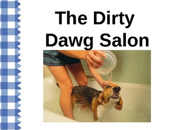 Dirty Dawg Salon- Solving Systems in the Graphing Calculator