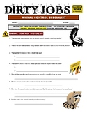 Dirty Jobs : Animal Control Specialist (video career worksheet)