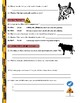 Dirty Jobs : Avian Vomitologist (Science Video Worksheet)