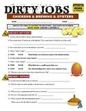 Dirty Jobs : Chick Sexer (science career video worksheet)