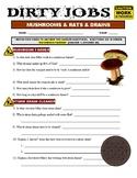 Dirty Jobs : Musroom Farmer (video worksheet)