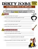 Dirty Jobs : Plumber (video worksheet)