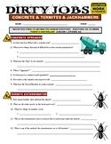 Dirty Jobs : Termite Controller (video worksheet)