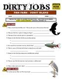 Dirty Jobs : Vomit Island (career video worksheet)