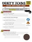 Dirty Jobs : Worm Dung Farmer (career video worksheet)