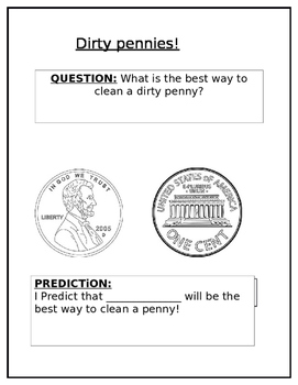 Dirty Penny Experiment