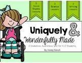 Disabilities Awareness Unit