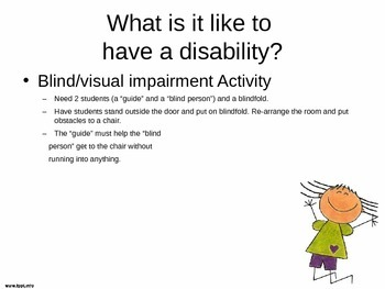Disability Awareness Curriculum
