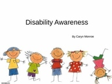 Disability Awareness Curriculum