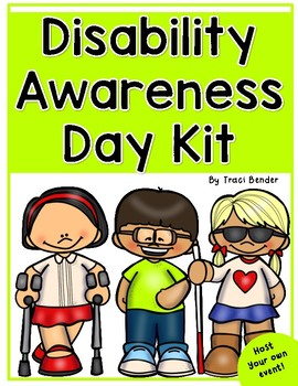 Disability Awareness Day Kit {Host Your Own Event}